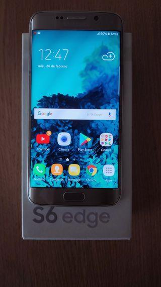 Samsung S6 Edge Perfecto Estado *OFERTA*