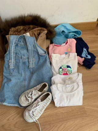 Lote ropa niña 4-5 años.