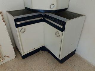 Muebles antiguos de cocina