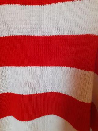 jersey rayas H&M talla S