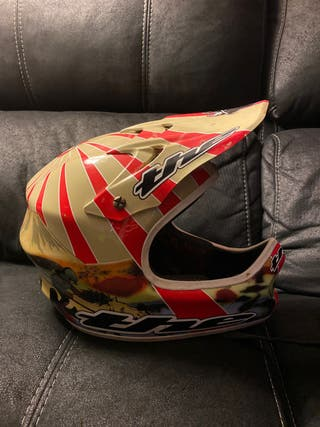 Casco THE empire enduro descenso