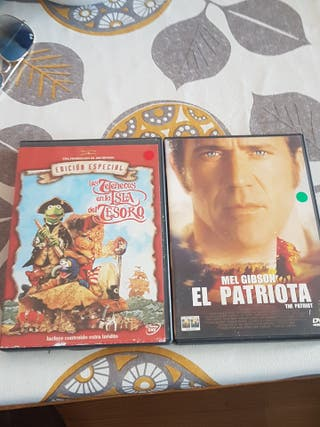 Lote 15 dvd segundamano