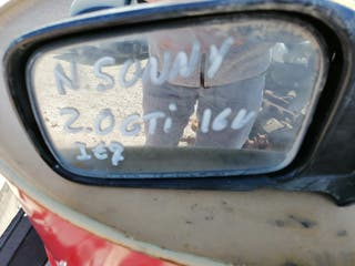 espejo retrovisor Nissan Sunny gti