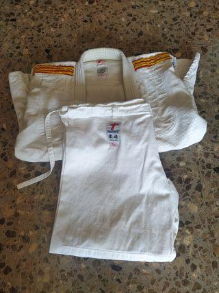 kimono judo o kárate
