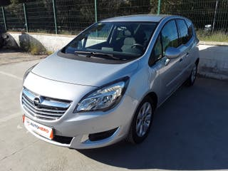 Opel Meriva 1.4 Turbo Excellence (2014)