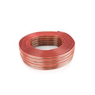 Cable de altavoz HiFi, de cobre libre oxigeno. 20m