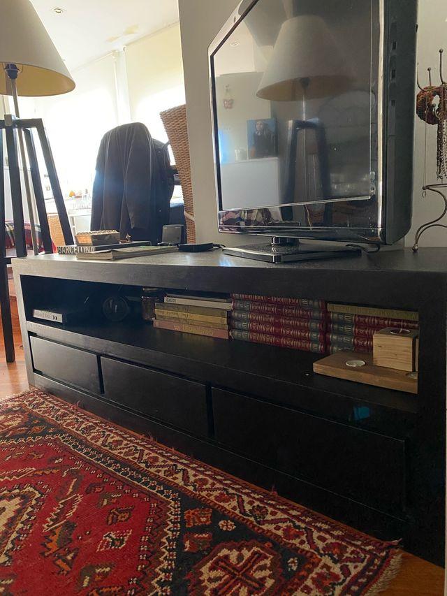Mueble de Tv con 3 cajoneras de Maison du Monde