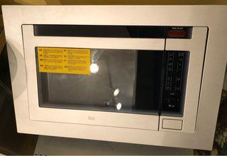 Microondas de integrar TEKA TMW22BIT Aluminio