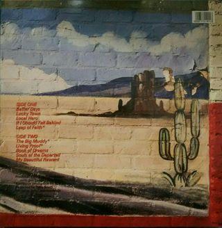 Bruce Springsteen. Lucky town. LP vinilo