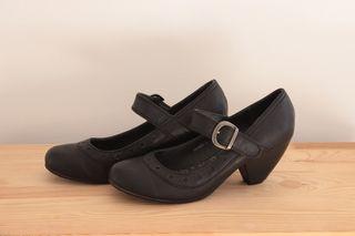 Zapatos tacón primavera