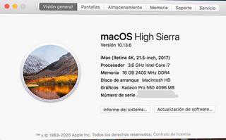iMac 21,5 4K 2017-AMPLIADO