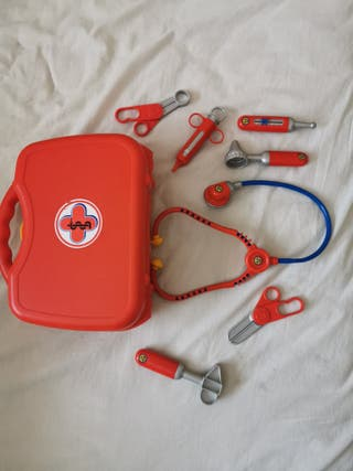 maletín de médico