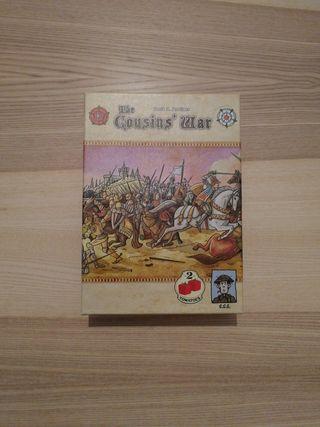 The cousin's war - juego de mesa