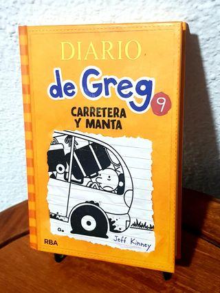 """""""DIARIO DE GREG 9: CARRETERA Y MANTA"""""""