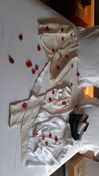 traje de novio pignatelli