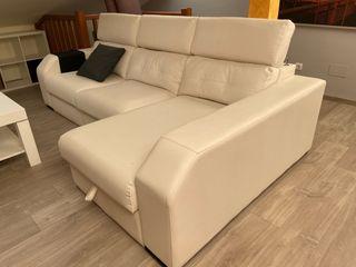 Sofa extensible