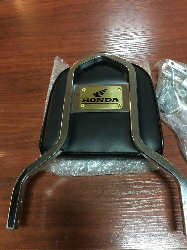 Respaldo VT 750 Honda