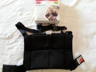 Adaptador cinturon seguridad para embarazadas