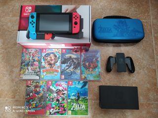 Mandos Nintendo Switch Segunda Mano Wallapop