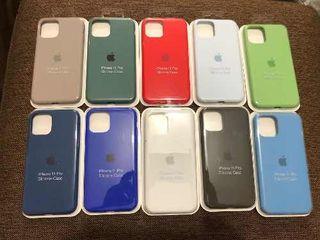 Funda iPhone con Logo 11, 11 Pro, 11 Pro Max.