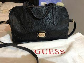 Bolso negro Guess Original
