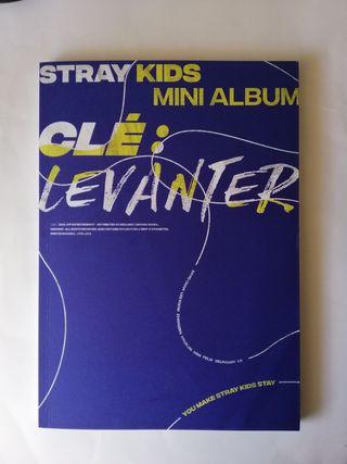 Stray Kids Clé: Levanter álbum