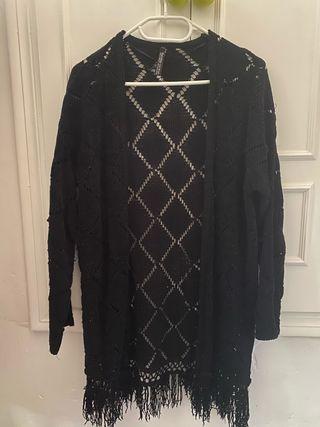 Kimono lana Bershka