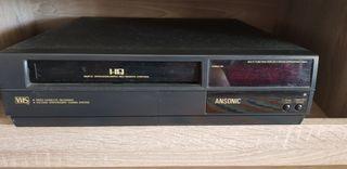 Video VHS Ansonic