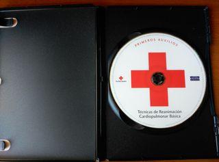 Dvd Tecnicas de reanimación cardiopulmonar básica