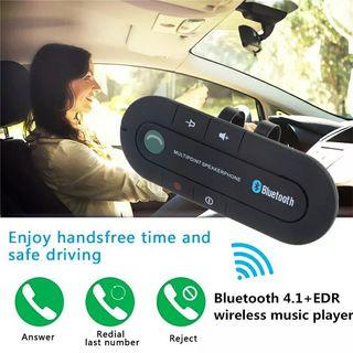 Manos Libres Bluetooth Coche modelo 2 A ESTRENAR
