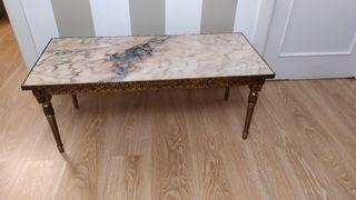 Mesa de mármol para salón