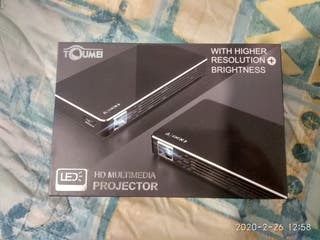 Proyector cine Android