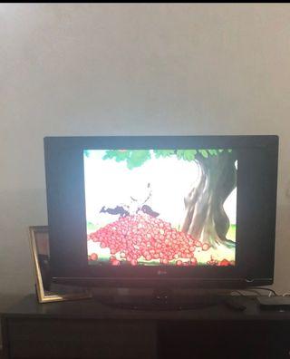 TV LG 37 PULGADAS