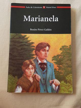 libro Maríanela