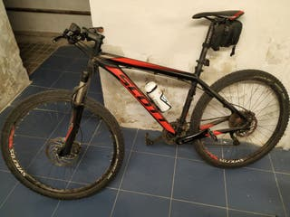 Bicicleta Scott scale 770 talla M 27,5''