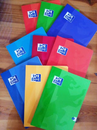 CUADERNOS OXFORD A4