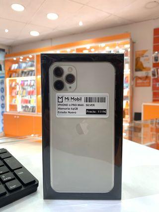 IPHONE 11 PRO MAX 64GB - PRECINTADO