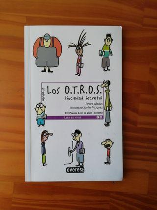 los O.T.R.O.S. libro