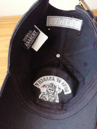 gorra sons of anarchy oficial