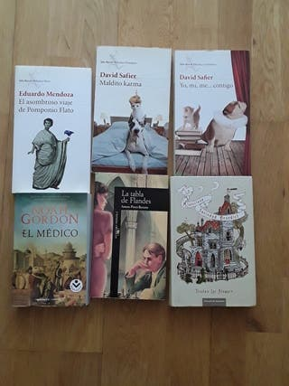 Libros Novela