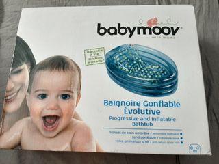 Bañera bebé de viaje Babymoov