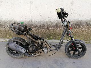 Chasis Yamaha Jog RR 2010