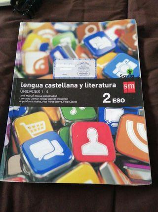 libro castellano 2eso