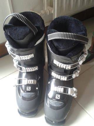 Botas de esquí Salomon Team junior o mujer