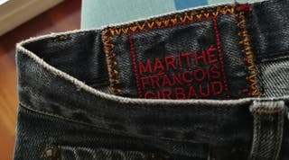 Tejano de Marithé François & Girbaud