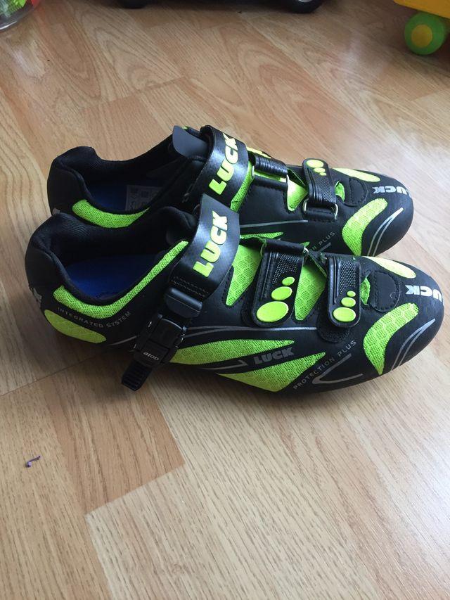 Zapatillas de bici