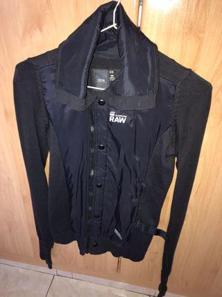 Jersey tipo chaqueta de Gstar talla S