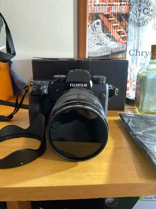 Objetivo Fujifilm XF 18-135mm