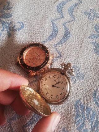 2 relojes