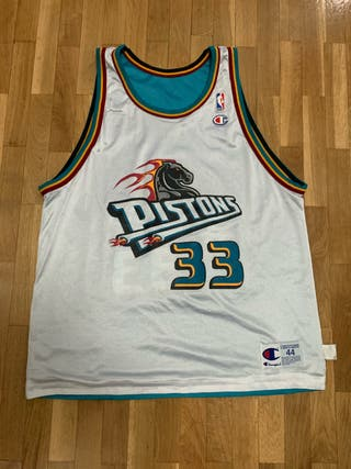 Camiseta NBA *REVERSIBLE* Grant Hill - Pistons